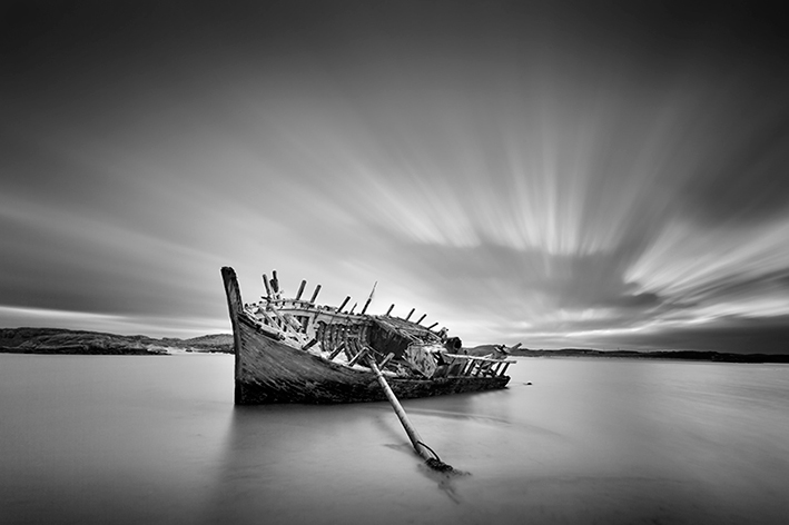 This course will lead you down the path to creating your own beautiful black and white fine art photographs