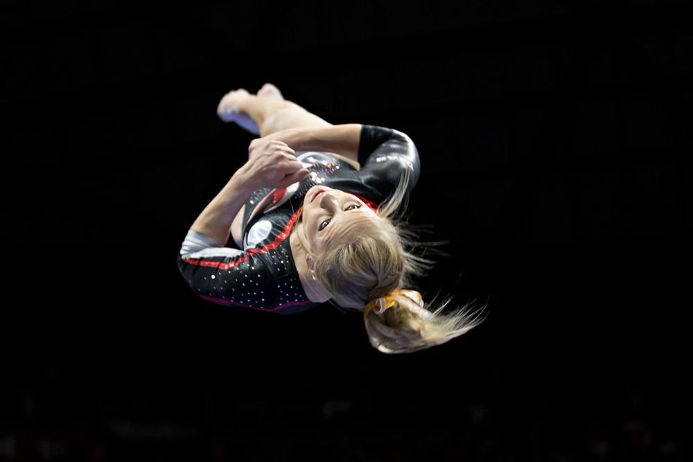 Utah Red Rocks Gymnastics: Red Rocks vs AZ State