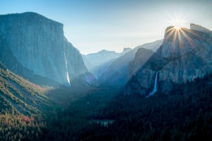"""""""Artist Point Yosemite"""" - By: Jim Bennett"""