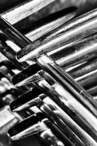 """Silver Forks"" - By: Jeffrey Heidrich"
