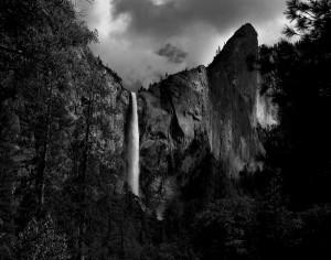"""""""Bridalveil Falls"""" By: Marv Kaminsky"""