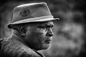 """""""African Safari – Tracker"""" By: Jim Ward"""