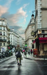 """Paris Street"" By: hopaja"
