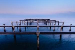 """""""Broken Pier"""" By: Valeriano Della Longa"""