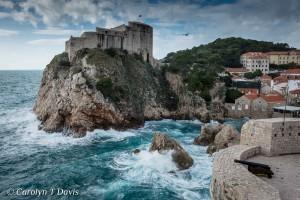 """Dubrovnik by the Seas"" By: Carolyn T Davis"