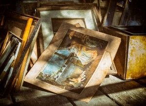 """""""Frames on the Porch"""" By: Georgette Grossman"""