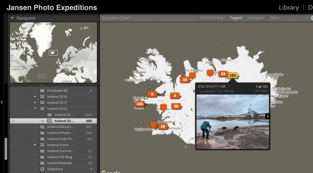 Iceland GPS